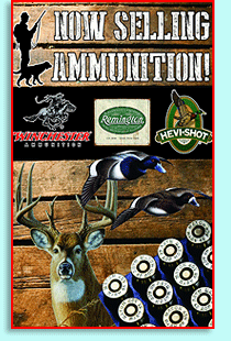 Now Selling Ammunition